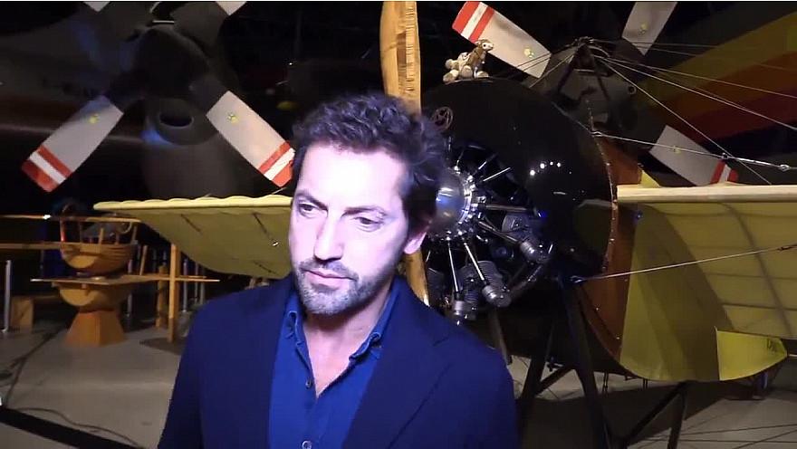 Interview Frédéric DIEFENTHAL @DiefenthalFred #aéroscopia #cinema #people #associations #tvlocale.fr #lespuitsdudesert