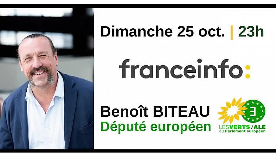@BenoitBiteau : Quelle Politique agricole commune (PAC) le Parlement a-t-il adoptée ? Un écran de fumée verte !