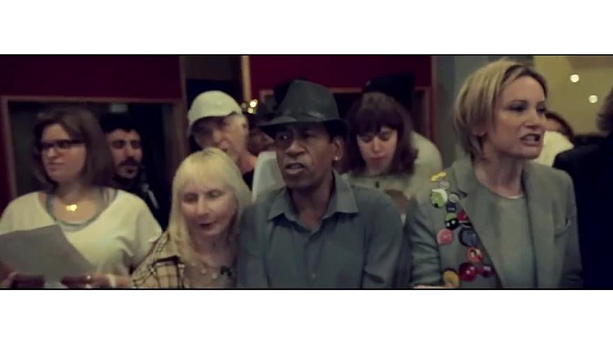 'Les Choeurs Légers' :  Troupe d'artistes handicapés et valides avec Patricia Kaas 'Mademoiselle Chante le Blues'