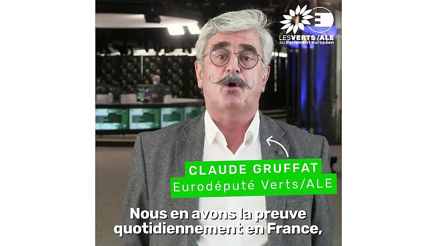 Claude Gruffat Eurodéputé : Une réforme de la PAC anti-économique, anti-écologique, anti-sociale et anti-territoriale @gruffat_claude #GoodFoodGoodFarming #PlenPE #EPlenary #FutureofCAP